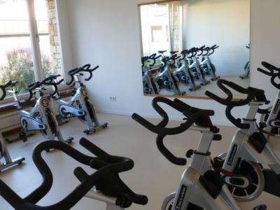 Indoor-Cycling in der Göllstraße 6